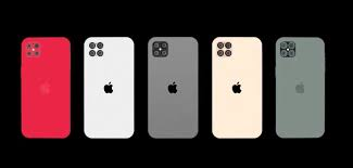 iPhone 12 and iPhone 12 Pro Concept